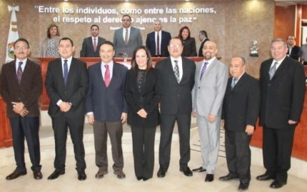 Nombran nuevos integrantes de Órganos Técnicos y Administrativos
