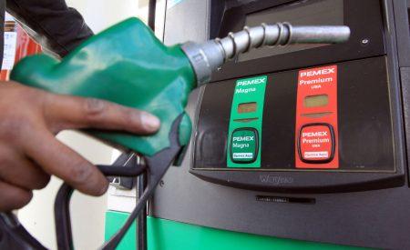 Último mes de gasolina controlada