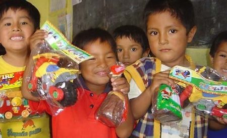 Inicia colecta de juguetes Policía Municipal de Tecate