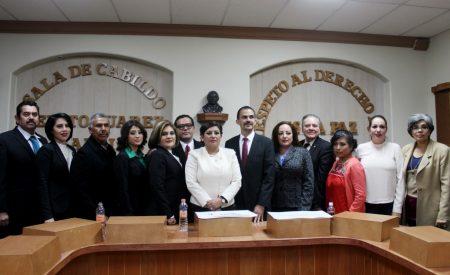 Aprueba cabildo nombramiento de funcionarios propuestos