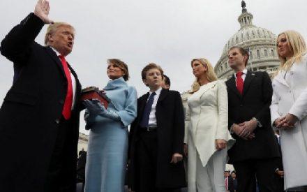Donald Trump: el nuevo presidente de un país dividido