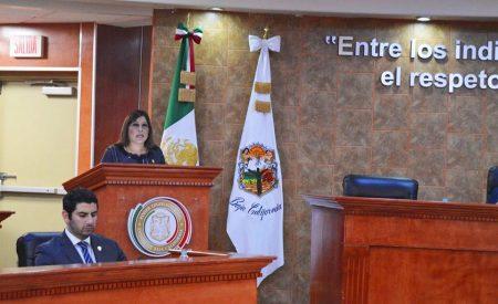 Que el Gobernador y funcionarios estatales paguen su gasolina, su telefonía y que se elimine la renta y mantenimiento del avión de Kiko Vega: Dip. Claudia Agatón