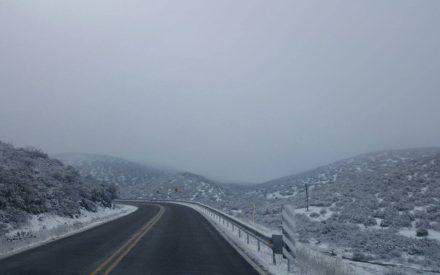 Abren carretera libre Tecate- Mexicali