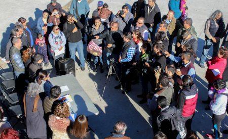 """Exige """"Tecate en pie de lucha"""" reducción del 50% en sueldos de funcionarios municipales"""