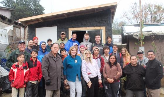 Casas Amor le brinda alegría a familias tecatenses