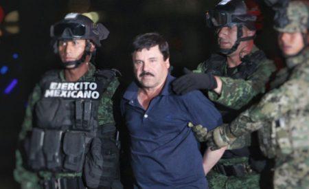 El Gobierno de la República extradita a Joaquín Guzmán Loera a Estados Unidos