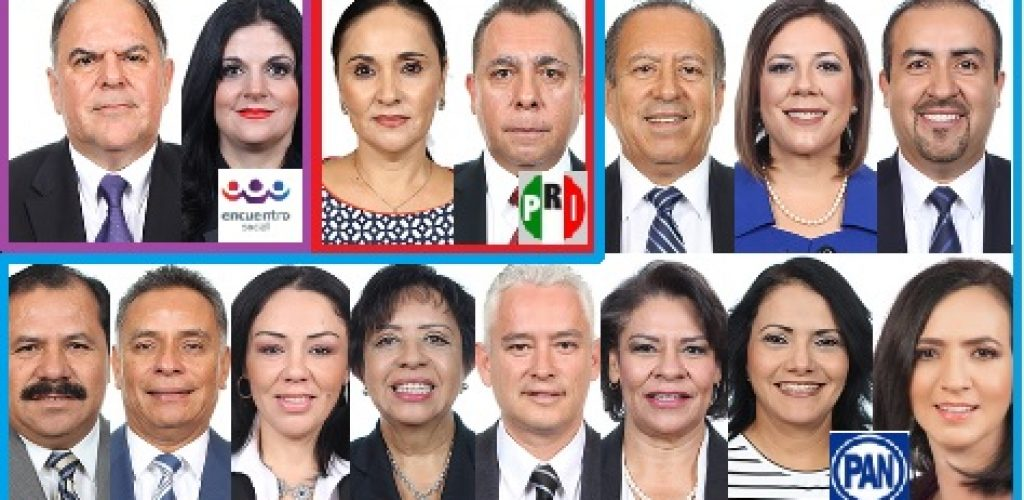 Diputados bajacalifornianos del PES, PAN y PRI votaron a favor del gasolinazo