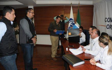 CDE PANBC Registro de aspirantes dirigencia estatal