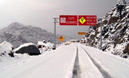 Lluvias, nevadas y bajas temperaturas en BC