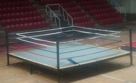 Afectadas instalaciones del Gimnasio Municipal de Tecate por función de box