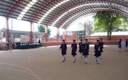 Organiza SEE Demostración de Escoltas Escolares 2017
