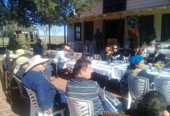 """Pobladores de la zona Este de Tecate apoyan """"La Ruta del Viento"""""""