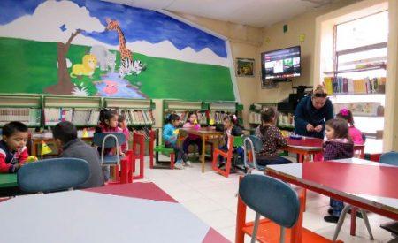 Gobierno Municipal fortalece lazos de amistad con la niñez