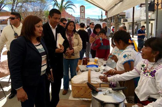 Preserva Gobierno Municipal la Cultura Indígena de Tecate