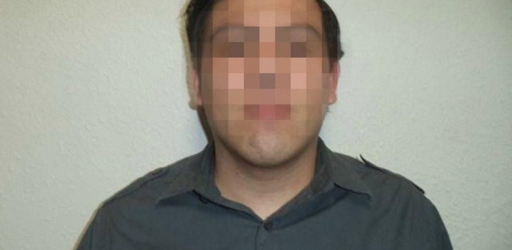 Capturan a presunto violador en Tecate