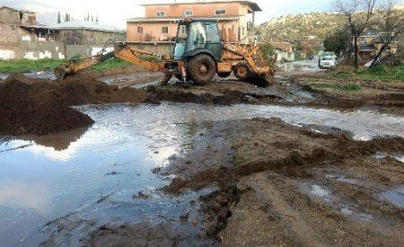CESPTE constata estado de la infraestructura hídrica durante lluvias