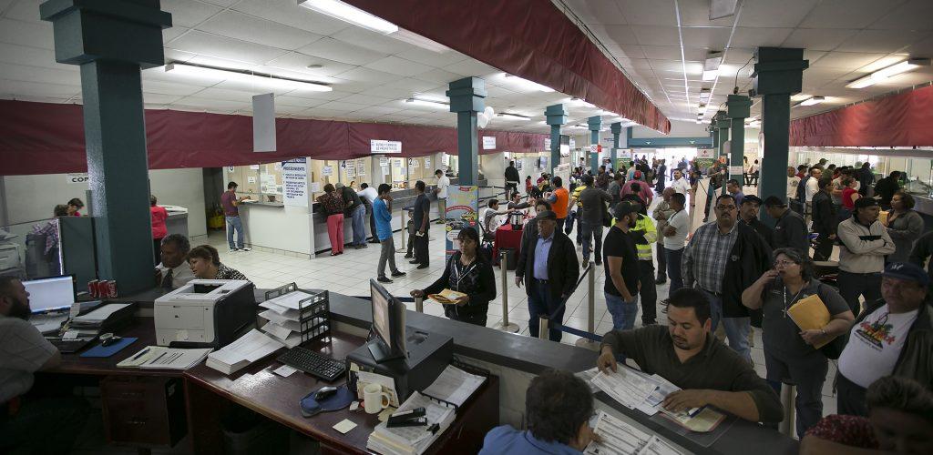 Últimos días de 12% de descuento en revalidación de tarjeta de circulación