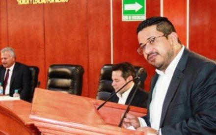Encuentra ECO el exhorto solicitado por diputado Benjamín Gómez ante el pleno legislativo