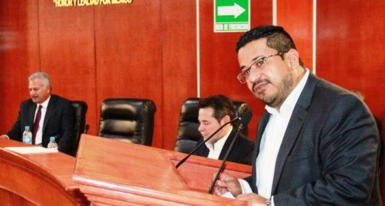 Encuentra ECO el exhorto solicitado por diputado Benjamin Gómez ante el pleno legislativo