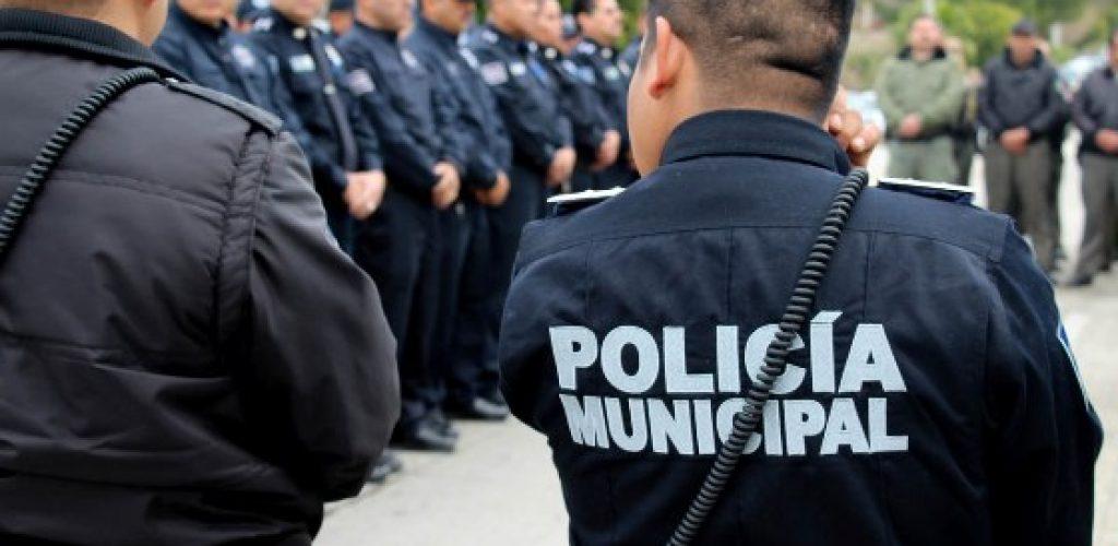 Suspenden a Policías Municipales de Tecate