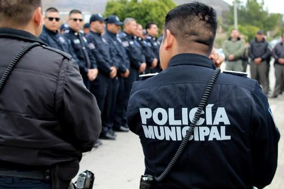 Logra mayor efectividad policía de Tecate