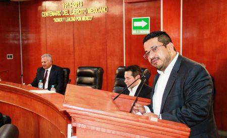 Exhorta Benjamín Gómez a la SCT a implementar señalamientos viales en carreteras de Tecate