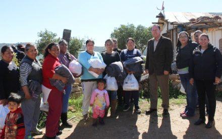 Atiende DIF Tecate a familias con programa alimenticio