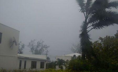 Advertencia de lluvias, vientos y marejada en BC