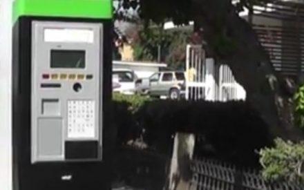 Reinicia operación de parquímetros en Tecate