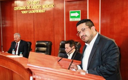 Pide diputado Benjamín Gómez al gobernador, reoriente recursos de participaciones federales del Ramo 28