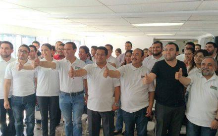Necesaria restructuración del partido: PRI BC