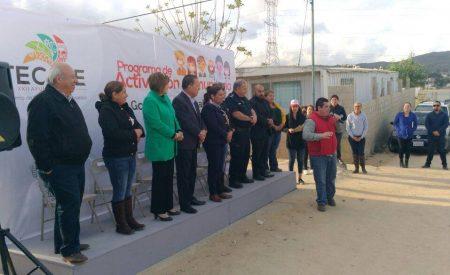 Inicia Programa de Activación Comunitaria en la colonia Francisco Villa