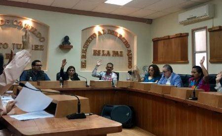 Cabildo Aprueba Remisión del Informe de la Cuenta Pública del Ejercicio Fiscal 2016
