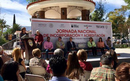 Inicia Jornada Nacional de Acreditación 2017 en Tecate