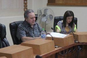 Presenta director de medio ambiente proyecto ante comisión de cabildo