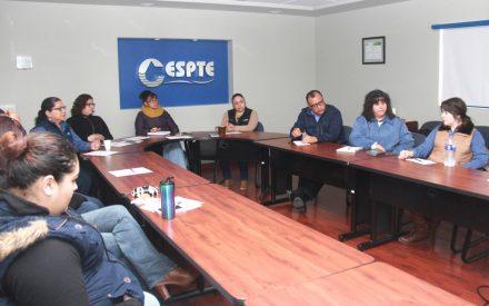 Capacitan a personal de CESPTE para  mejorar atención y servicio al cliente