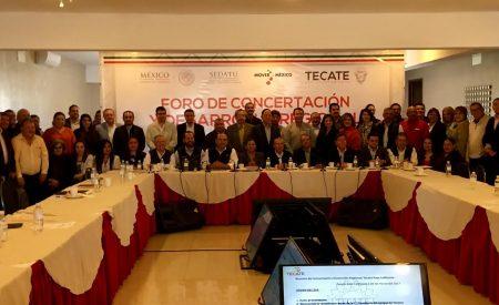 Inician gestiones de proyectos de infraestructura para Tecate