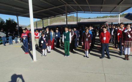 Se realiza Olimpiada del Conocimiento Infantil Etapa Municipal