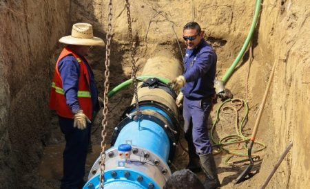 Impulsa CESPTE modernización de infraestructura hídrica