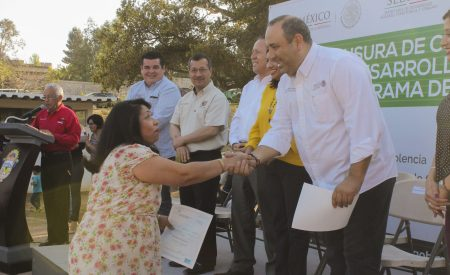 SEDATU implementa acciones en Tecate
