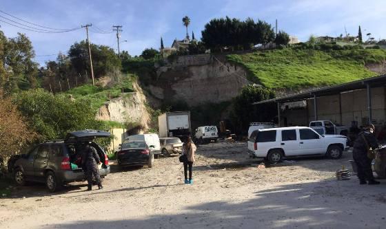 Localizan más de media tonelada de droga y 18 vehículos tras cateo