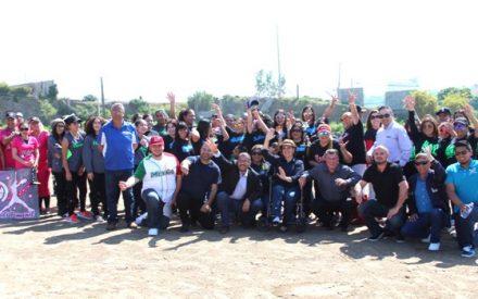 Reconoce Mirna Rincón a ganadoras del torneo de Sóftbol Femenil de Playas de Rosarito