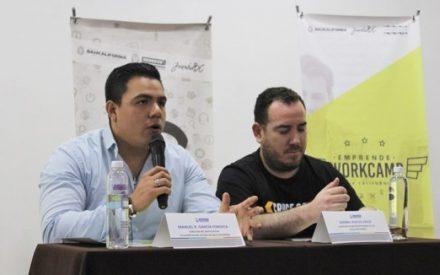 """Emite Gobierno del Estado convocatoria """"Emprende Workcamp"""" para jóvenes"""