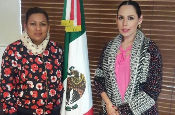 Se reúne Melba Olvera con Presidenta Municipal de Tecate
