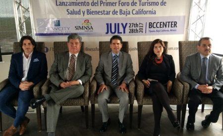 Impulsa Gobierno del Estado foro de turismo de salud y bienestar