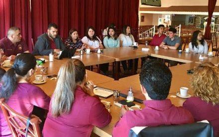 Presentan plan de Gobierno ante grupo intermedio de Tecate