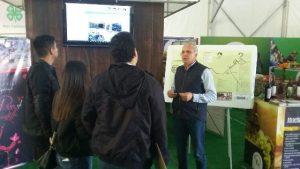 """Tecate presenta el proyecto """"Ruta del Viento"""" en AgroBaja"""
