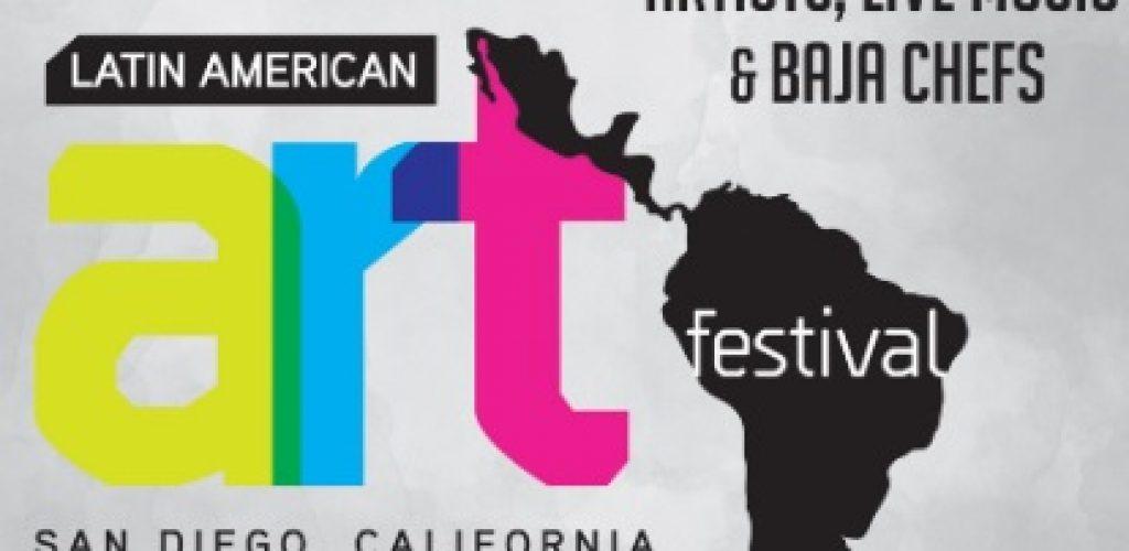 Invitan a Latin American Art Festival