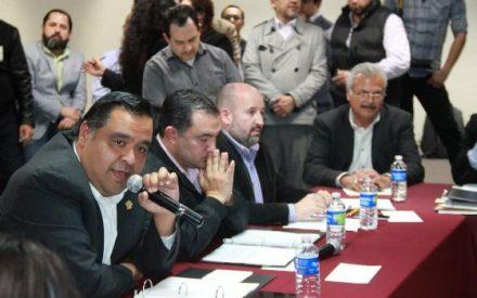 Aprueban Comisión de Gobernación dictamen que elimina el Fuero Constitucional en BC: Raúl Castañeda