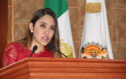 """""""Es el momento de darle a las mujeres el valor que merecen"""": diputada Patricia Ríos"""